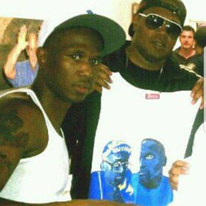 Master P endorsing Pop Culture Clothing