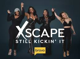 kingpop art featured in Xscape Still Kickin It  Tv series