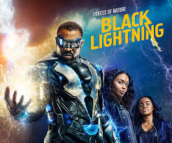 kingpop art featured in Black Lighting Tv series